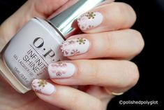 Nail art Pink and Rose Gold Snowflakes nail design using BeautyBigBang products [26GNAI Nail Crazies Unite] Hello my lovelies! How was your weekend? It's been very long time since I last posted a nail art review and (as usual) I'm late for posting all my nail art challenges. As you know I've been sick for most of January and my children are still down with the flu. So painting my nails has not been a priority this month :( Today I am reviewing two wonderful products I recently received from…