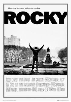 Rocky!! Great story ! Great action! Great characters!! Great movie!