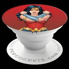 Attach your mobile device onto almost anything with this PopSockets phone grip. Use one or two units as a stand for hands-free viewing, or mount your device on the car dashboard for safe use of GPS functions. This PopSockets phone grip is easily collapsible and can be repositioned and popped multiple times.