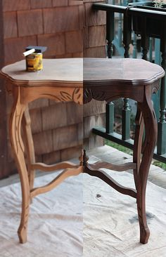 Revamping old or broken furniture is a popular hobby for adding value and personality to your home and it's also lots of fun! This page gives guidance on technique as well as masses of inspiration. - July 20 2019 at Antique Furniture Restoration, Vintage Furniture, Home Furniture, Furniture Ideas, Furniture Upholstery, Concept Home, Home Furnishings, Living Room Furniture, Interior Decorating