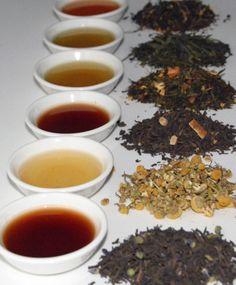 ¿Cómo te sientes hoy? Elige tu color en función de tu estado de ánimo :) #tea #te #colourtea #colorté