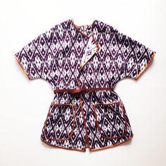 DIY Poncho Jacket | a n n a • e v e r s - DIY Fashion blog