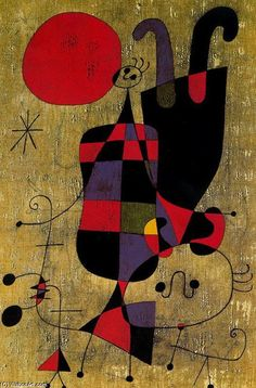 Thrill your walls now with a stunning Joan Miro print from the world's largest art gallery. Choose from thousands of Joan Miro artworks with the option to print on canvas, acrylic, wood or museum quality paper. Joan Miro Pinturas, Joan Miro Paintings, Famous Artists Paintings, Summer Art, Art Pictures, Art Lessons, Art History, Modern Art, Illustration Art