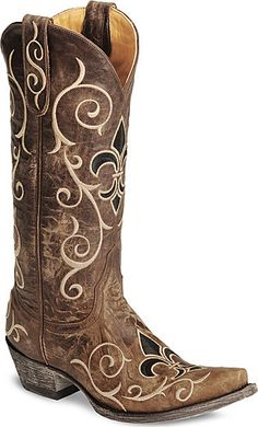 Western Cowboy Boots I Love !!! #old_gringo #cowgirl #boots