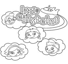 Printable Little Einsteins Coloring Pages For Kids | Cool2bKids ...