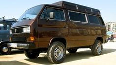 Vw T3 Syncro, Busses, Vw Bus, Offroad, Transportation, Vehicles, Projects, Vw Camper Vans, Cars