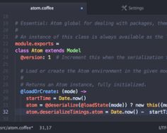 A hackable text editor that works across operating systems. You can use it on Mac OS X, Windows, or Linux. It contains built-in package manager which allows you to search thousands of open source packages and install them or start creating your own.