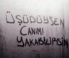 Her zamanki gibi. Meaningful Sentences, Meaningful Quotes, Sad Quotes, Best Quotes, Love Quotes, Disney Cute, Cracked Lips, Street Graffiti, Word 3