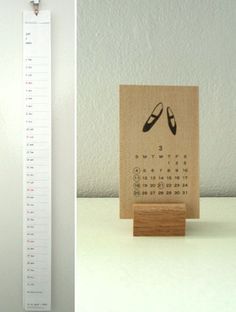 calenders by m***, via Flickr