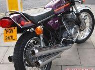 1973 Kawasaki Classic Kawasaki Triple for Sale Classic Bikes For Sale, Classic Motorcycles For Sale, Vintage Motorcycles, Custom Motorcycles, Scrambler Custom, Yamaha Motorcycles, Honda Cb750, Bobber Motorcycle, Custom Street Bikes