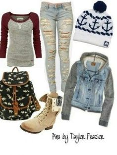 1000+ ideas about cute outfits for teens on pinterest   outfits with cute out fits for teens #teenfashionoutfits #cuteteenoutfits