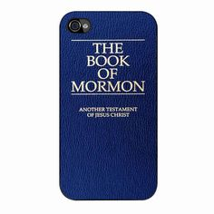 The Book Of Mormon iPhone 4/4s Case