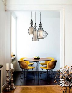 Calypso Pendants trio - #theblockshop #lighting