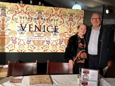 Great turnout at opening of Venice Drawings exhibition — Desmond Freeman Book Signing, Venice, About Me Blog, Culture, Gallery, Drawings, Venice Italy, Sketches, Drawing