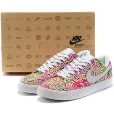 b74d4d6bdbc09 Women Nike Blazer Low Prm Pitaya Pink Shoes