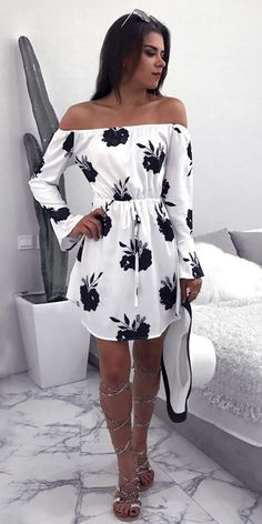 summer outfits You Can Call Off The Search--we've Got Your New Favorite Dress Cute Summer Outfits, Classy Outfits, Casual Outfits, Cute Outfits, Summer Dresses, Classy Wear, Dresses For Teens, Casual Dresses, Vestido Casual