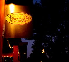 Boccelli's Restaurant in Historic Downtown Gresham...Excellent Italian fare and great service!