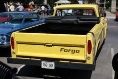 1971 Dodge Fargo Sweptline
