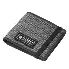 ELEMENT Portefeuille Endure Wallet charcoal herringbone 35,00 € #skate #skateboard #skateboarding #streetshop #skateshop @playskateshop