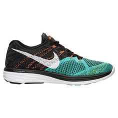 huge selection of 5cfc8 cae82 Shop Womens Nike size 7 Athletic Shoes at a discounted price at Poshmark.  Description Nike lunar fly knits in a cute blacktealorange color way.