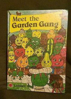 Meet The Garden Gang Book