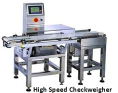 Checkweigher -  Rate : USD 7000 - 9500 . Url.: http://www.targetinnovations.com