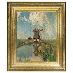 Buy Rijksmuseum, Paul J. C. Gabriël - In the Month of July Framed Print, 34 x 29cm Online at johnlewis.com