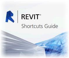 Autodesk Revit Shortcuts Guide - http://bimscape.com/autodesk-revit-shortcuts-guide/