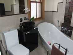 Small triangular bathroom Bathtub, Bathroom, Standing Bath, Washroom, Bath Tub, Bathtubs, Bathrooms, Bath