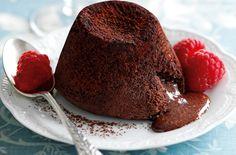 Rich Chocolate Fondant Puddings - Tesco Real Food - Tesco Real Food
