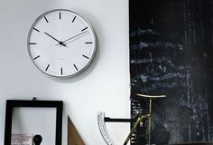 City Hall wall clock,Arne Jacobsen, Rosendahl