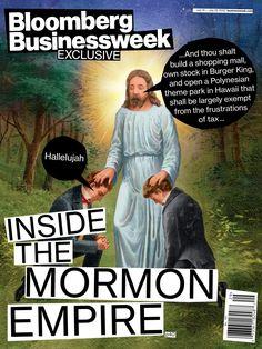 Обложки Bloomberg Businessweek
