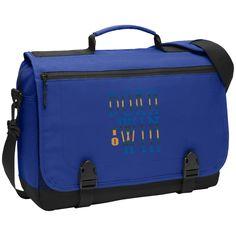 BORN TO WIN! Messenger Briefcase – WAM Shopping