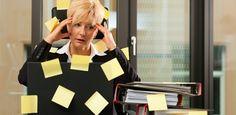 Lassen Sie sich vom #Stress am Arbeitsplatz nicht unterkriegen!