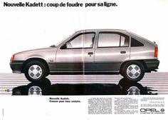 Opel Kadett GLS 1984 | Flickr - Photo Sharing!