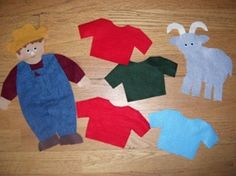 site with tons of printable felt board stories