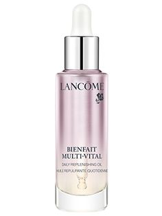 This antioxidant-rich Lancome face oil left our skin dewy and plumped without feeling greasy or overly fragrant....