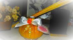 Aromatizador Difusor de Ambientes com Varetas com um suave aroma de Pitanga, Limão Siciliano com um toque delicioso de Canela em um Charmosíssimo...