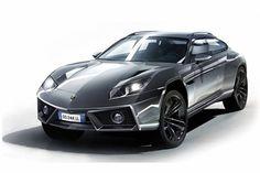 Awesome Lamborghini: Lamborghini prépare son 4x4 Crossover  Car and Trucks Check more at http://24car.top/2017/2017/07/14/lamborghini-lamborghini-prepare-son-4x4-crossover-car-and-trucks/