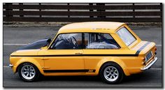 Hillman Imp V8 (383) by Car Crazy Rob, via Flickr