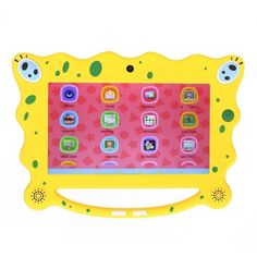 New Kids Android Tablet With Education Learning App - by EPIKTEC