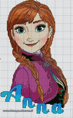 40 Disney Cross Stitch Charts Free from Cross Stitch Charts You may then choose which sides of the cell you're in you desire to get an outline. Cross stitch charts tell you whatever you want to learn about a cross Disney Cross Stitch Patterns, Cross Stitch Charts, Cross Stitch Designs, Frozen Cross Stitch, Cross Stitch For Kids, Cross Stitching, Cross Stitch Embroidery, Frozen Pattern, Stitch Disney