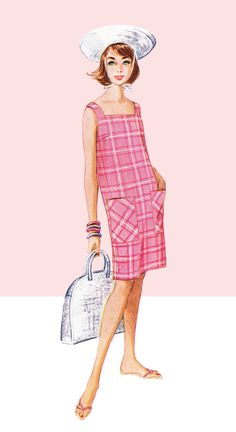 Fashion Illustrations, Fashion Sketches, Reset Girl, Retro Fashion, Vintage Fashion, Patron Vintage, List Style, Girls Camp, Couture