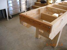 Nicholson - English Workbench Build