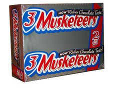 3 Musketeers - King Size