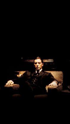 "Wallpaper for ""The Godfather: Part II"" von der decke The Godfather: Part II Phone Wallpaper Godfather Quotes, Godfather Movie, The Godfather Poster, Great Films, Good Movies, The Godfather Wallpaper, Mafia Wallpaper, Arte Assassins Creed, The Godfather Part Ii"