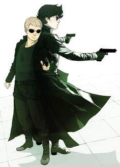 Awesome Sherlock - Matrix Crossover                                                                                                                                                                                 Mehr