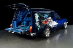 This is a customised 1969 Holden HT Panel van with a 253 engine and four speed gearbox. Triumph Motorcycles, Cars And Motorcycles, Australian Muscle Cars, Aussie Muscle Cars, Australian Homes, Porsche, Audi, Sexy Cars, Hot Cars