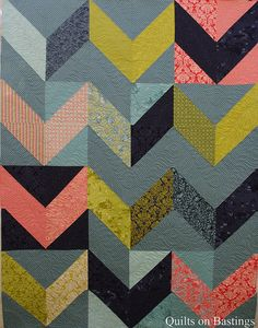 quilt - I like this colors combination
