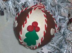 Christmas ornaments - Polymerclay by KVJ